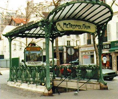 Metropolitana di parigi